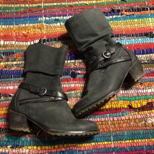 Blondo Size 7.5 Heeled Booties
